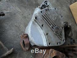 Vintage 1940s Whizzer Model H Motorcycle Motor Engine