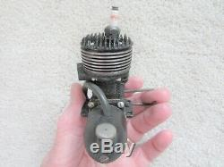 Vintage (1946) Miniature Motors, Inc. Bullet. 276 ignition model airplane engine