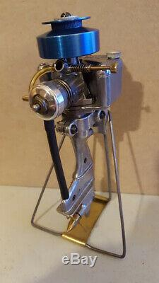 Vintage Atwood. 051 Boat Model Outboard Motor Marine Engine