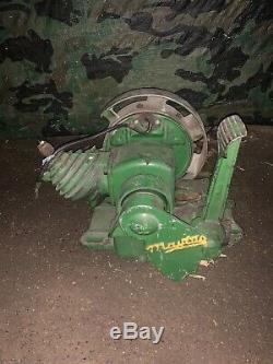 Vintage Barn Fresh Maytag Model 92 Engine Motor Hit Miss Wringer Washer