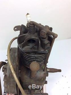 Vintage Briggs & Stratton Model FH Engine Hit & Miss Motor