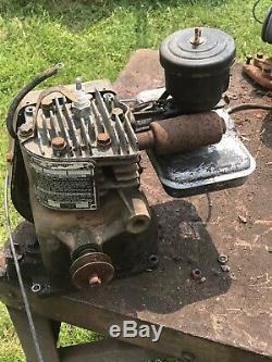 Vintage Briggs & Stratton engine/motor Model 5S