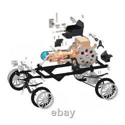 Vintage Car Metal Engine Model Assembly Toy Mechanic Single Cylinder Motor Toy