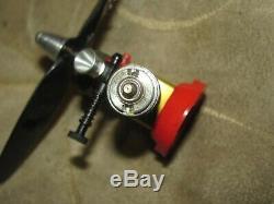 Vintage Cox Tee Dee. 010 model airplane engine 010 motor Not stuck great shape