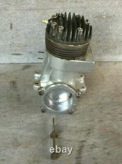 Vintage FOX 59 Stunt Motor Supreme Model Airplane Engine in Original Box UNTEST