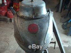 Vintage Johnson Sea Horse Outboard Motor Engine 1940's-50's Boat Model DT 10
