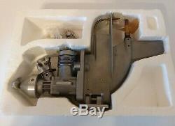 Vintage K&B 7.5cc RC Outboard Model Boat Engine Marine Motor