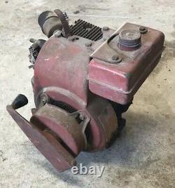 Vintage Lauson Gas Engine Motor Model H22N-2038P