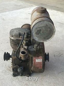 Vintage Lauson Gas Engine Motor Model RSC-591