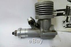 Vintage Mikro 2.5 CC D Diesel Model Aircraft Remote Control Motor Engine
