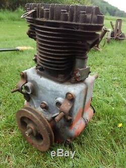 Vintage Model L Gravely Tractor Engine Motor Head Jug