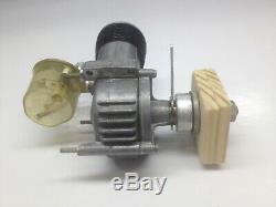 Vintage O&R 60 Model Airplane Motor Engine S/N 076257