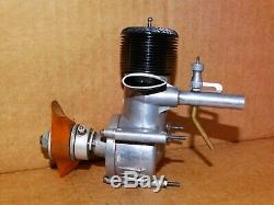 Vintage O&R. 60 Plane Engine Ohlsson & Rice Airplane Model Motor #15