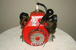 Vintage Ohlsson and Rice o&r Miniature Generator Model Airplane Engine/Motor