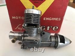 Vintage Super Tigre G. 15 Model Airplane Engine Control Line Free Flight Motor