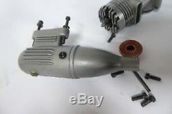 Vintage Taipan 2.5cc Model Aircraft Remote Control Motor Engine Tt202 Estate Lot