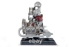 Volkswagen VW Beetle Kafer 4-cylinder Boxer Motor Engine 14 Plastic Model Kit
