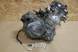 Yamaha YFZ450 engine motor 2004-2009 carb model RUNS GREAT #1850