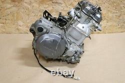 Yamaha YFZ450 engine motor 2004-2009 carb model RUNS GREAT #4032