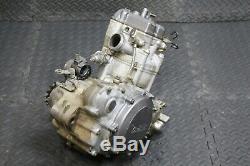 Yamaha YFZ450 great running engine motor carb model 2004-2009 OIL MOD #8292