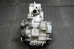 Yamaha YFZ450 great running engine motor carb model 2004-2009 YFZ 450 #0543